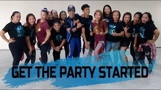 GET THE PARTY STARTED by Pink | Y2K | RETROFITNESSPH | Retro King Bennie Almonte Video
