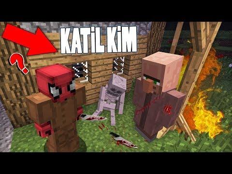 FAKİR KATİL OLDU ! 😱 - Minecraft thumbnail