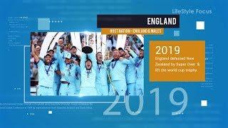 ICC Cricket world cup winner list 1975 to 2019     England -2019