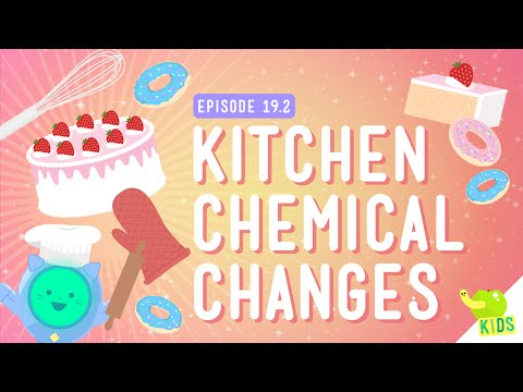 Chemical Changes: Crash Course Kids #19.2 - YouTube