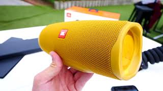 JBL Charge 4 Unboxing / Hands-On / Review