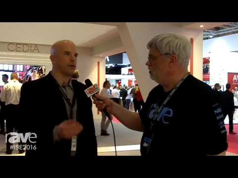 ISE 2016: Joel Rollins Interviews Kevin Kelly, President and COO, from Stampede
