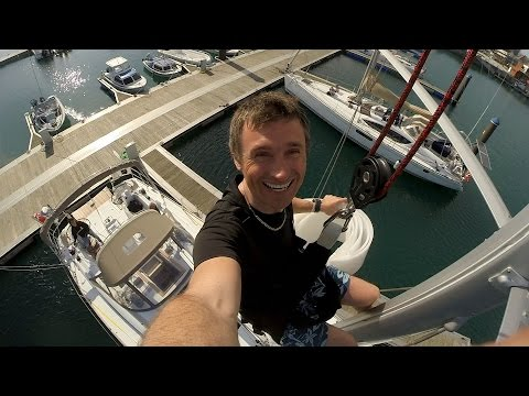 Ep4. S/V SunKiss - Sailing West Coast of Spain