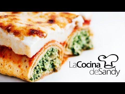 La cocina del 9 23 05 2012 l cteos barraza canelone - La cocina del 9 ...