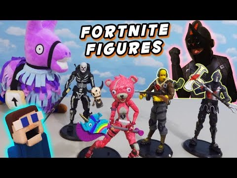 Mcfarlane Toys Announces Colorful New Line Of Fortnite Action