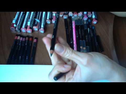 Обзор карандашей для глаз AVON