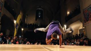 Скачать BATTLE OF THE YEAR 2010 BBOY 1on1 BATTLE YAK FILMS KRADDY BOTY