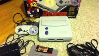 Boxed Super Nintendo 2 (Jr.)!