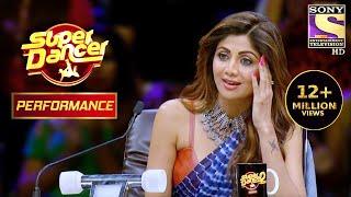 छोटी Vaishnavi के बड़े Moves ने किया Shilpa को आश्चर्यचकित | Super Dancer Chapter 2