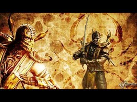 Mortal Kombat 9 - Scorpion Комбо Гайд 30-65%