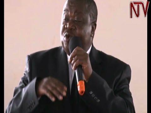 Point Blank: Kahinda Otafiire, the preacher