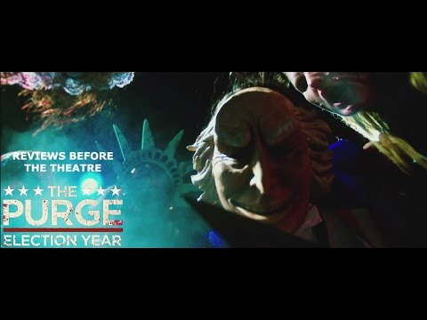 Thumbnail: Purge Election Year - Trailer Review