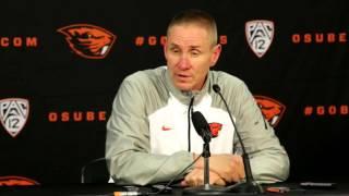 Civil War: Beavers coach Gary Andersen on rivalries, Ducks QB Vernon Adams and RB Royce Freeman