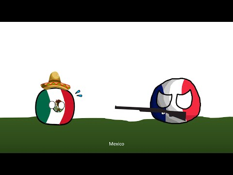 Why France invaded Mexico?