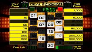 Deal or No Deal 2016 Game Show LED Graphic Display Pilot Test Episode