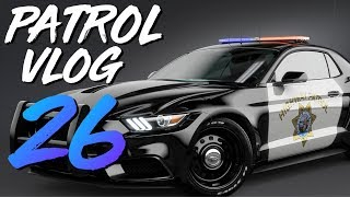 POLICE WORK IS BORING (Virtual Ride Along Ep 26)