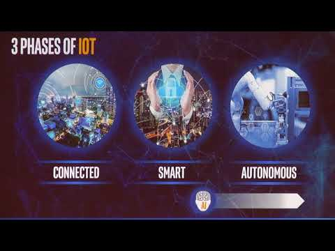 Intel Keynote at IoT Evolution Expo 2018