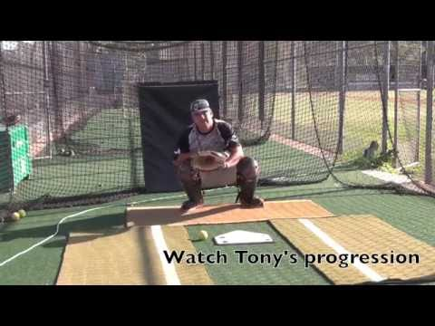 How to be a better catcher…Next Level Catching Academy June 2016