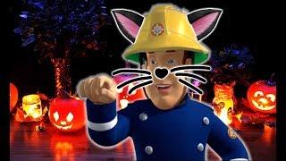 Strażak Sam bajki po polsku nowe odcinki Miauczeć! Wesołego Halloween! Bajki dla dzieci