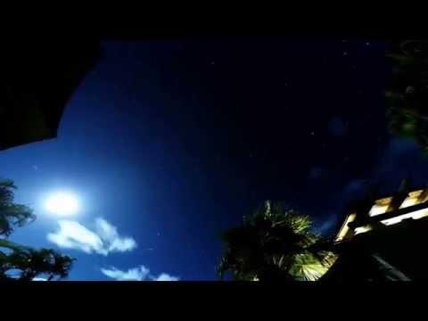 HD - GoPro Hero 4 Rarotonga First Night Lapse, Cook Islands 2015