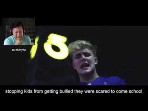 Markiplier crying to Jake Paul's Song