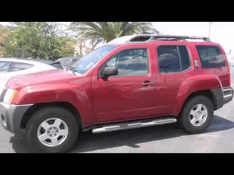 Red Mccombs Superior Hyundai >> 2007 Nissan Xterra San Antonio TX Red McCombs Superior Hyund - YouTube