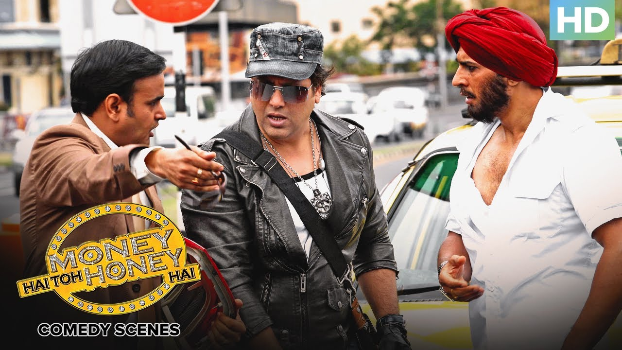 Money Hai To Honey Hai   Best Scenes   Govinda, Hansika Motwani, Manoj Bajpayee and many more
