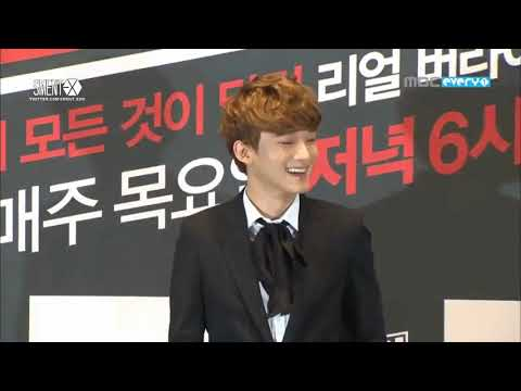 ENG SUB 131128 EXO's Showtime Press Conference