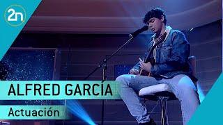 Alfred García canta 'De la Tierra hasta Marte'