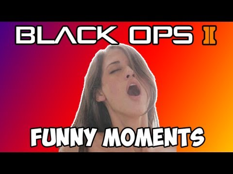 Black Ops 2 Funny Moments w/Friends - Moaning for Grandma, Story Time, Pro Tip
