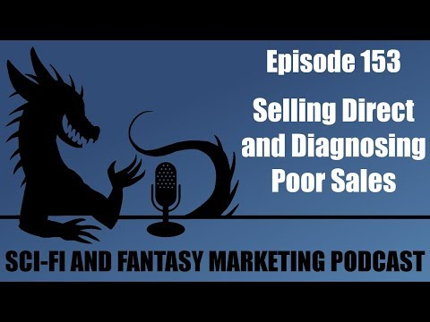 What to Do When Your Book Isn't Selling + Selling Direct from Your Site