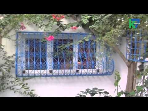 """7 Architecture du 25/05/2015 : Les maisons de Tunisie """"DAR Sébastian Hammamet"""""""