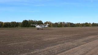 Личный аэродром. Фермер из Башкирии построил на участке взлетно-посадочные полосы