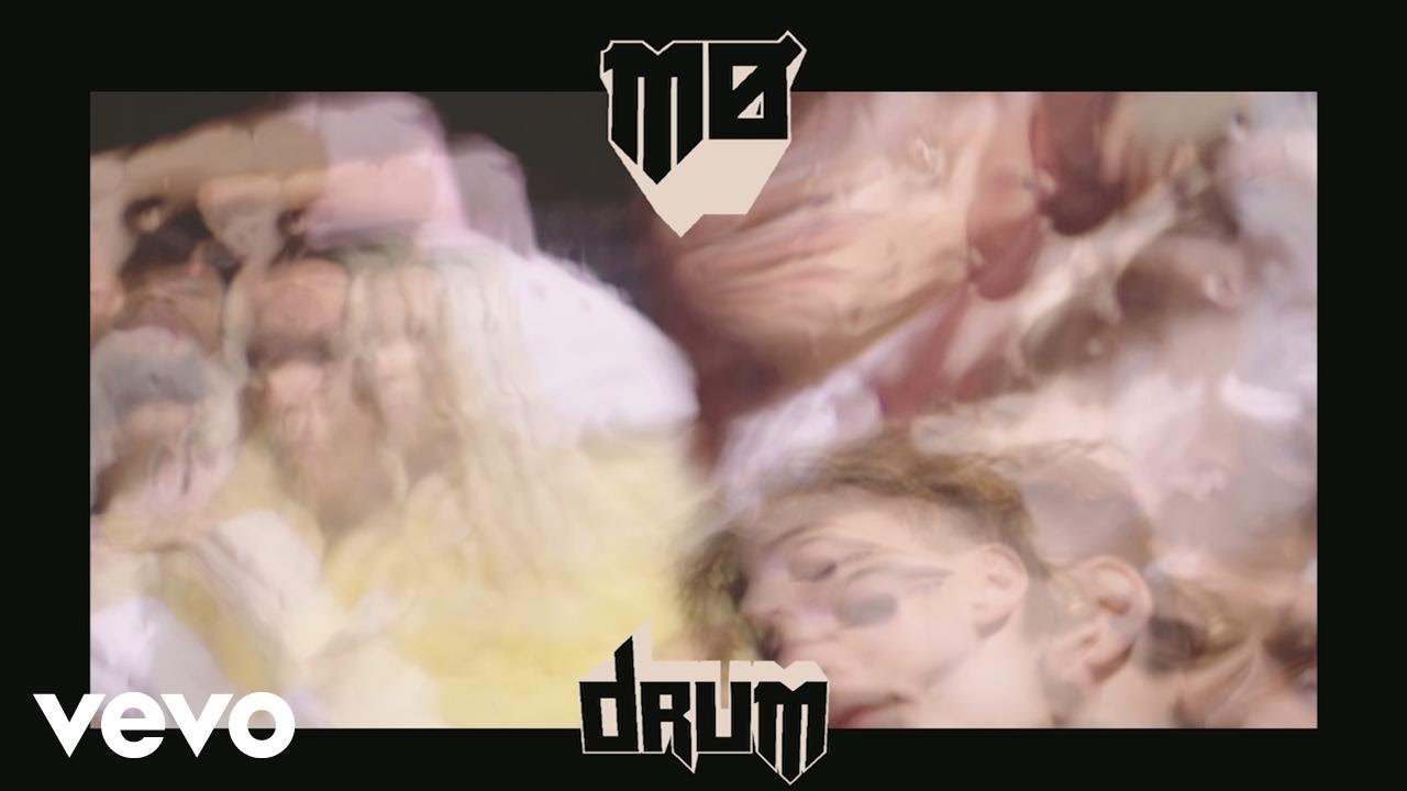 MØ - Drum (Official Audio)