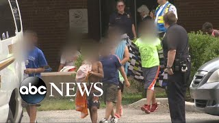 Children affected in YMCA chemical leak doing much better thumbnail