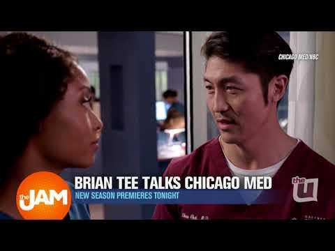 Brian Tee talks Chicago Med TV