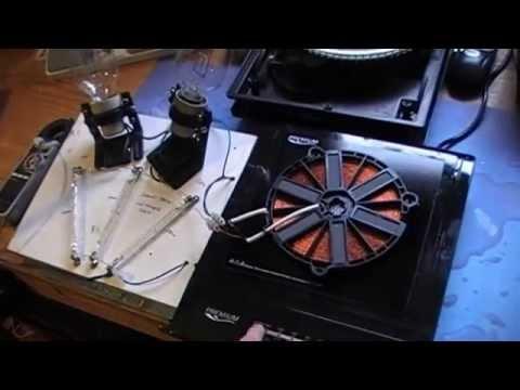 GEGENE Generator Nachbau und Test