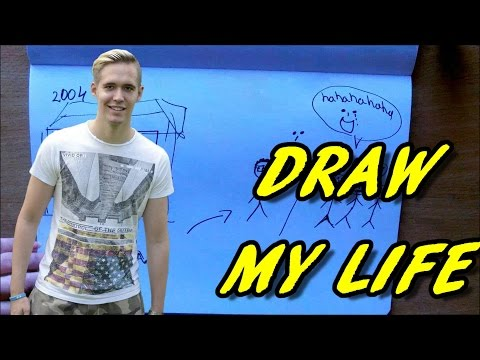 Emerald - Draw My Life (200k Special)
