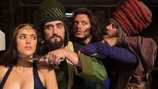 Новые приключения Аладдина (трейлер телеканала КиноПремиум HD)