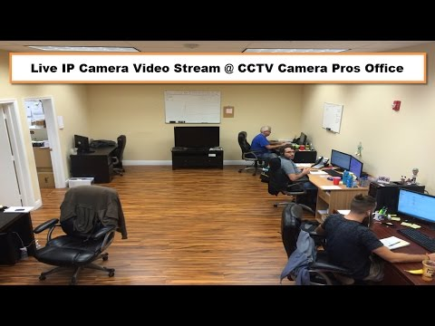 Using an IP Camera for Live YouTube Video Streaming