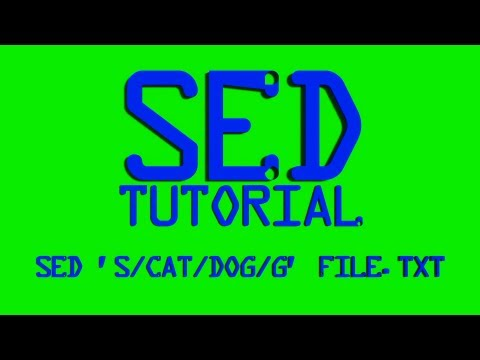SED Remove Lines When Match Is Found Linux Shell Tutorial BASH Delete Line