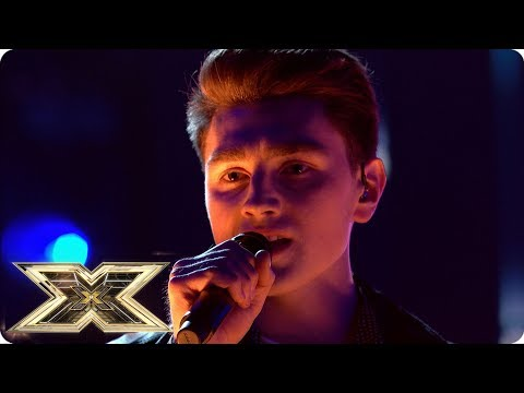 Brendan Murray sings Say Something | Live Shows Week 5 | X Factor UK 2018