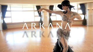 ARKANA---Strong as Glass(Goapele cover)--official video