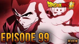 Dragon ball super episode 99 review show them! krillins true power!
