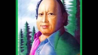 Sahar Qareeb Hai Taaron Ka hal Kiya Hoga by Nusrat Fateh Ali Khan