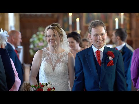 Rachel & Ed's Wedding Film - Haselbury Mill, Somerset