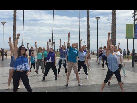 Universal Children's Day Flash Mob Dance