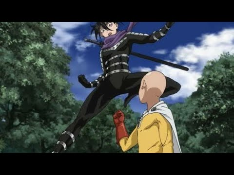 Download Saitama vs Sonic All Fight Scene | One Punch Man