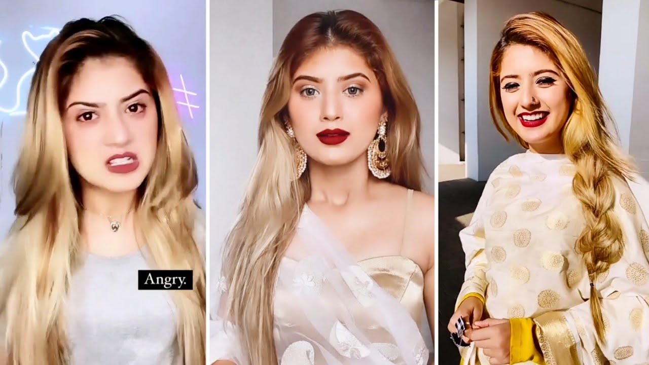 Arishfa Khan Latest Reels | Arishfa Khan New Reels, TikTok Shayari Dance Videos