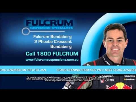 Fulcrum Bundaberg - Launch Day TV Spot